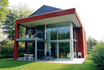 Backx Architecten - Vrijstaande woning BB te hofstade