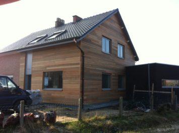 Backx Architecten - Verbouwing halfopen woning rdv te Herent