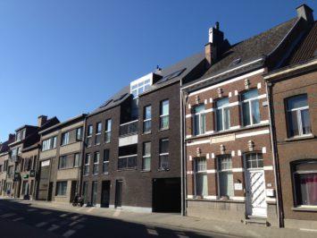 Backx Architecten - 7 appartementen NL te mechelen