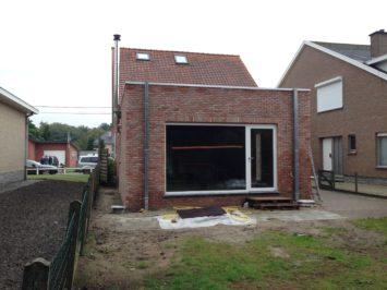 Backx Architecten - Verbouwing ndg, Rijmenam