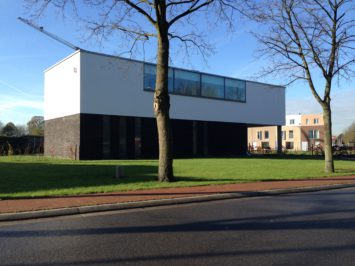 Backx Architecten - Vrijstaande lage energiewoning BQ te Mechelen