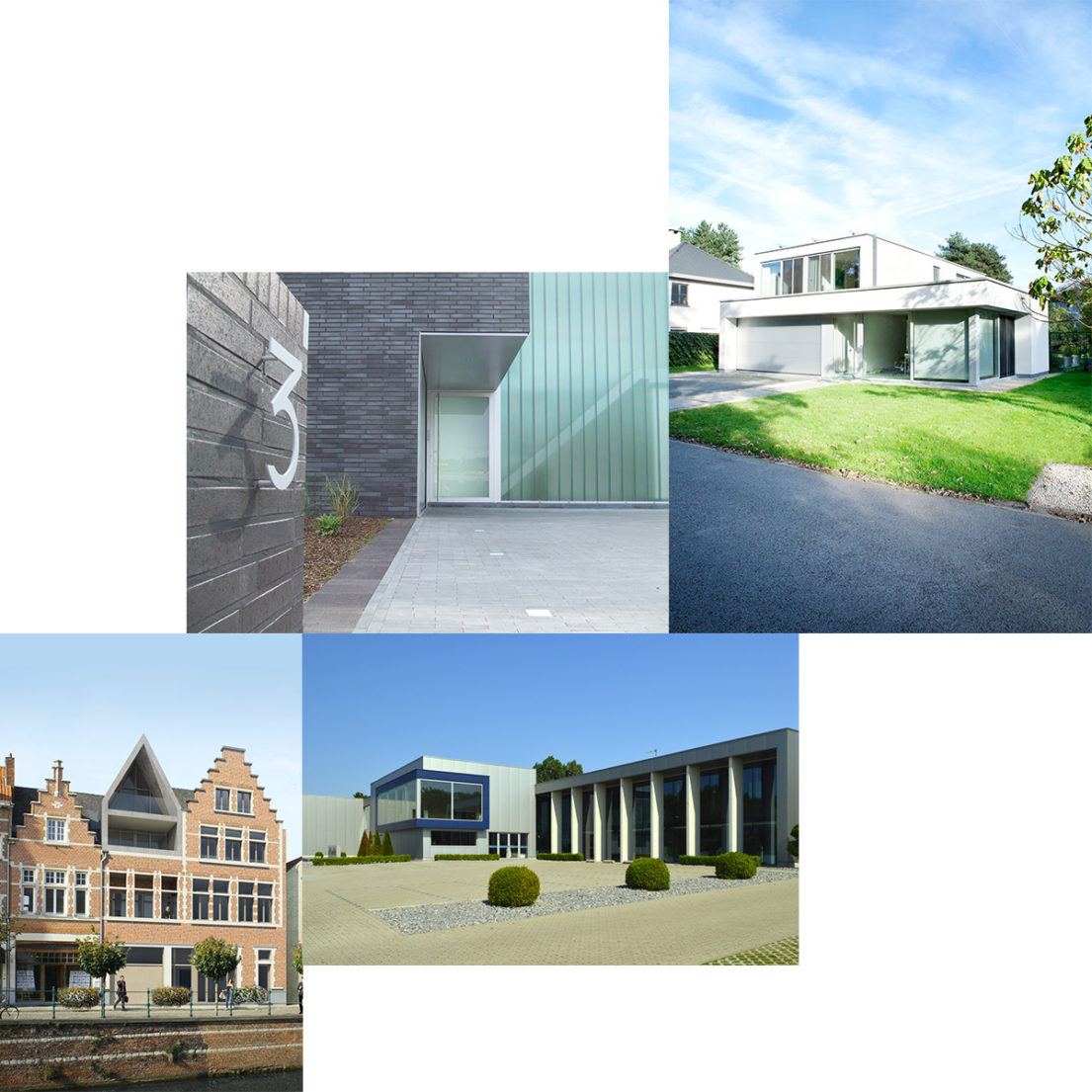 Backx Architecten Homepage Hero